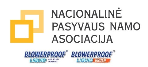 Blowerproof liquid